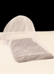 Pop-up Dome Mosquito Net in White